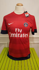 Maillot PSG stock joueurs player issue 2012 2013 L BNWT championnat