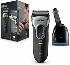 Braun Series 3 ProSkin 3090cc Men's Electric Shaver w/ Clean & Charge System T66