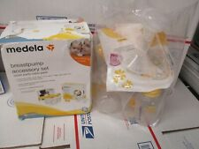 Medela Breastpump Accessory Set Spare Parts Value Pack New Other Fast Shipping