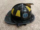 Morning Pride Chicago fire helmet used