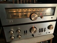 LUXMAN Integrated Amplifier L-80V + LUXMAN T-88V Solid State Stereo Tuner BEA