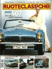 Ruoteclassiche del 2006 : BMW 507, Volvo 262, Ferrari GTB, Fiat Topolino, ....