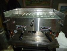 LA SAN MARCO.  Handhebel  Espresso-Maschine!