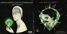 45 GIRI    JIMMY GOINGS & SANTA ESMERALDA – GREEN TALISMAN // FORTUNE TELLER