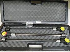 3 Sunnen Dial Bore Gage GR-2000 50-150mm Depth 737mm Metric All tips FV27