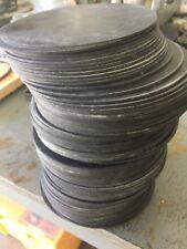 Neoprene Discs 4.125� Round 1/16� Thick 100 Discs