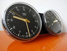 Braun domoset Uhr Barometer Set ABW21 Typ Nr 4855 D. LUBS