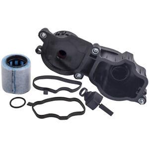 PCV Crankcase Oil Vent Breather Filter Kit  For BMW M57 E39E46 X5 E53 Diesel