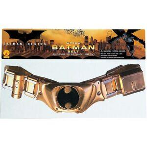 Light-up Batman Belt Batman Belt Costume Accessory Kids Batman Halloween