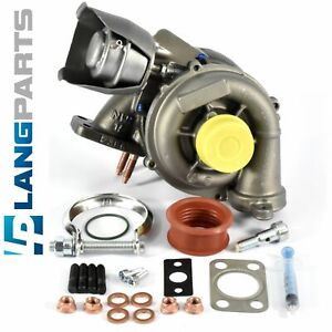 Turbolader Peugeot 1007 207 307 308 3008 407 5008 Partner 1.6 HDi 80 kW 109 PS