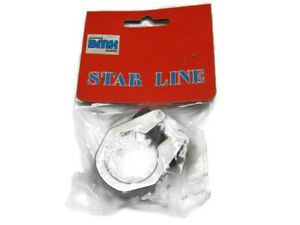 """Star Line Alloy Clamp Seatpost for BMX Vintage Old School 1"""" (629)"""