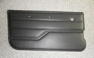 NOS JEEP YJ WRANGLER LEFT INNER DOOR PANEL FOR FULL STEEL DOORS '91-'95 CINDER