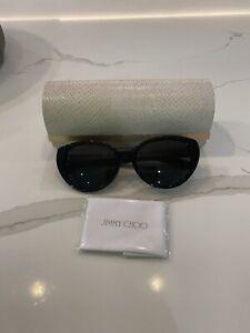 jimmy choo Elsie 807IR 54 18 sunglasses Never Worn
