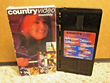 ADRIAN LEGG David Ball LARI WHITE George Ducas country videos 1994 Rhett Atkins