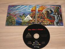 THE électrique CRAYON ENSEMBLE CD - ONE MAN'S TRASH En Menthe