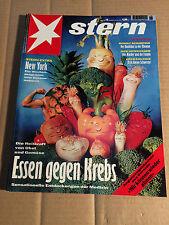 STERN - Nr. 18 - 28.04.1994 - ESSEN GEGEN KREBS / NEW YORK / JACK UNTERWEGER