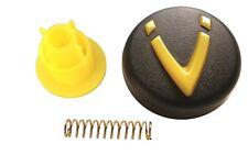 Minn Kota Maxxum Fortrex Black & Yellow Directional Pointer Indicator Disc Kit