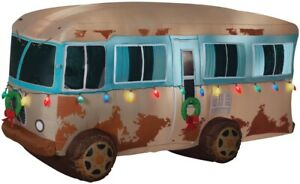 Airblown Cousin Eddie Camper RV National Lampoon Christmas Vacation Inflatable
