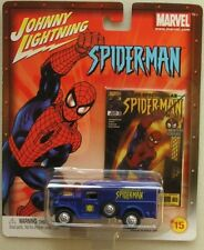 Johnny Lightning Spiderman WWII WC54 Ambulance - Diecast - Carded