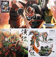 Transformers Authentic Masterpiece DNA Design DS-01 Susanoo / Bludgeon Brand New