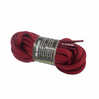 Boot Laces Snowboard Dark Red Maroon Oval DAKINE, One Pair