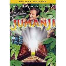 Dvd  JUMANJI - Edizione Deluxe ...NUOVO