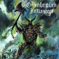 V/A - GRANBRETAN INVASION - A TRIBUTE TO NWOBHM, CD LTD 500 SKOL REC 2018 NEW