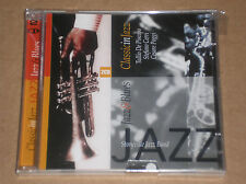 TULLIO DE PISCOPO, STEFANO CERRI - CLASSIC IN JAZZ - 2 CD SIGILLATO (SEALED)