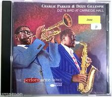 █► CHARLIE PARKER & DIZZY GILLESPIE ‎– Diz 'n Bird At Carnegie Hall 1947 / 1997