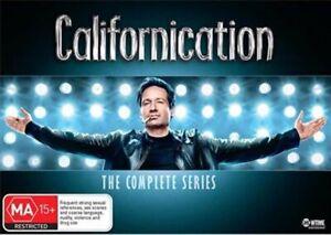 Californication - Season 1-7   Boxset DVD
