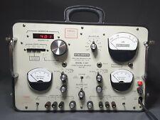 Wilcom T-207 Longitudinal Balance Test Set ~ Telecomunication Electronics Equip.