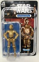"Disney Star Wars Kenner The Black Series 40th Anniversary 6"" C-3PO Action Figure"