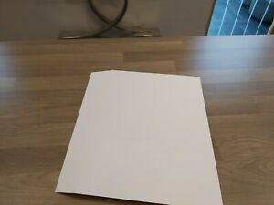 50 SHEETS A4 350gsm  WHITE  CARD      GOOD  QUALITY