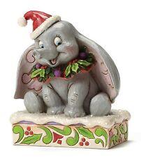 Disney Traditions Sweet Snow Fall Dumbo 75th Anniversary Figurine 13cm 4051969