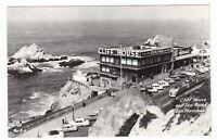 1950's RPPC SAN FRANCISCO CA CLIFF HOUSE TOUR TRAIN VINTAGE POSTCARD CALIFORNIA