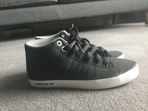 adidas Grey Mid High top Trainers size 6