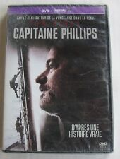 DVD CAPITAINE PHILLIPS - Tom HANKS - Paul GREENGRASS - NEUF