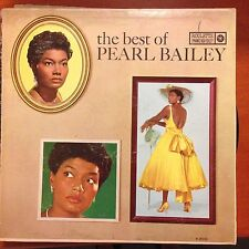 Pearl Bailey-the Best Of Pearl-mono Lp-roulette-25144