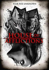 HOUSE OF AFFLICTIONS   DVD