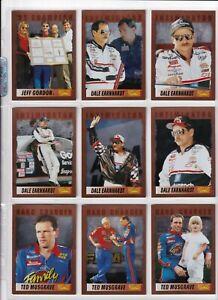 1996 Racer's Choice SP. COLL. ARTIST'S PROOFS #58 Dale Earnhardt Sr. ONE CARD!