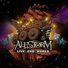 Alestorm - Live At The End Of The World (CD/DVD) (R0) - CD - New