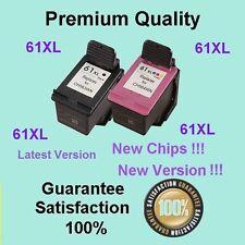 2 x INK HP 61XL HP61 for HP Deskjet 1000 1050 2000 2050 3000 3050 J110a J210a