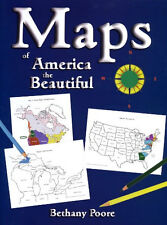 Notgrass America the Beautiful Maps - Activities Book - Bethany Poore - NEW!