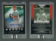 SHELBY MILLER #9 Rookie 10/10 Made Auto RC 2013 Panini Fall Heroes Cardinals