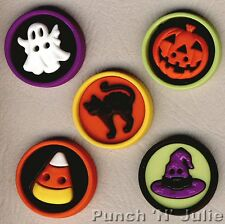 Halloween-Sew Fun Collection ZUCCA cucito novità Dress IT UP Pulsanti Craft