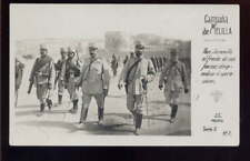 Spain Morocco CAMPANA DE MELILLA Soldiers early RP PPC