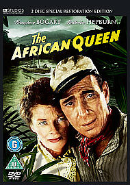 The African Queen - The Restoration Edition DVD 1951 BRAND NEW-SEALED FREEPO