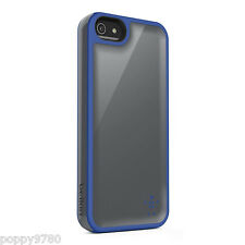 Belkin Grip Max Case with AirShock pockets For iPhone 5 / 5S, Blue-Smoke