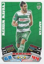 MERGIM MAVRAJ # ALBANIA GREUTER FURTH CARD MATCH ATTAX BUNDESLIGA 2013