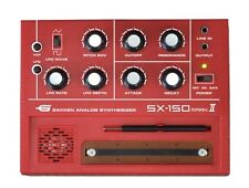 Houseware Gakken SX-150 MARK II Analog Synthesizer Free Shippng From JAPAN 頼むって!